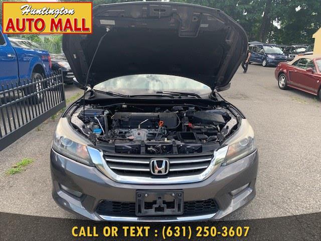Used Honda Accord Sedan 4dr I4 CVT Sport 2014 | Huntington Auto Mall. Huntington Station, New York