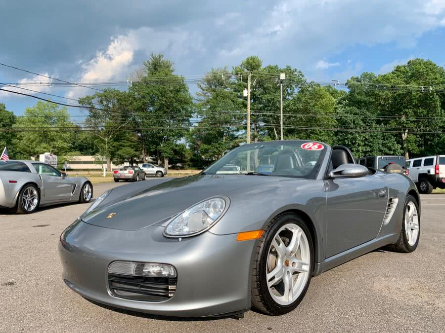 Used Porsche Boxster 2dr Roadster 2006 | Mike And Tony Auto Sales, Inc. South Windsor, Connecticut