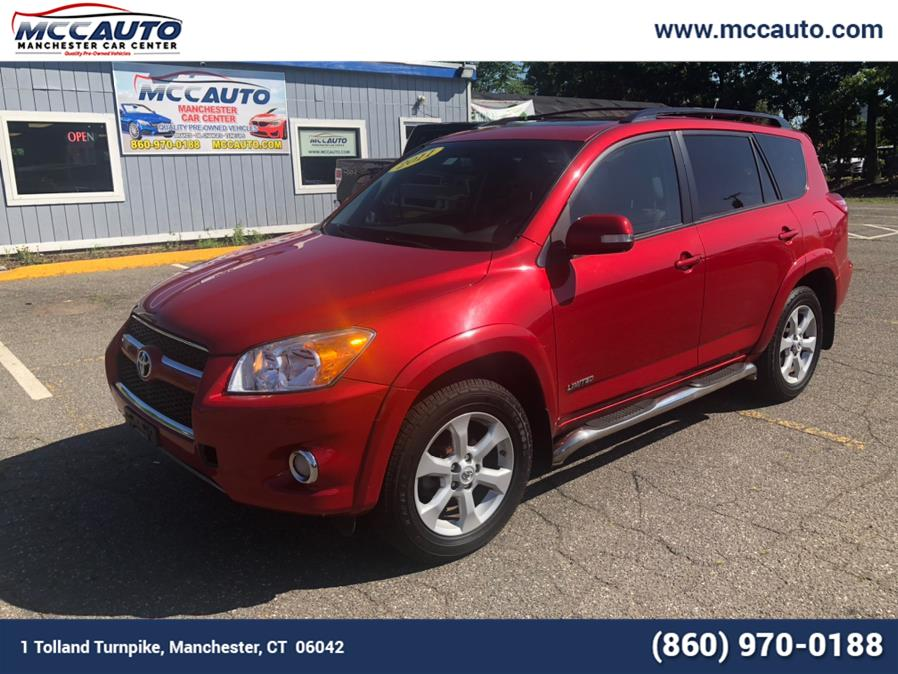 Used Toyota RAV4 4WD 4dr 4-cyl 4-Spd AT Ltd 2011 | Manchester Autocar Center. Manchester, Connecticut