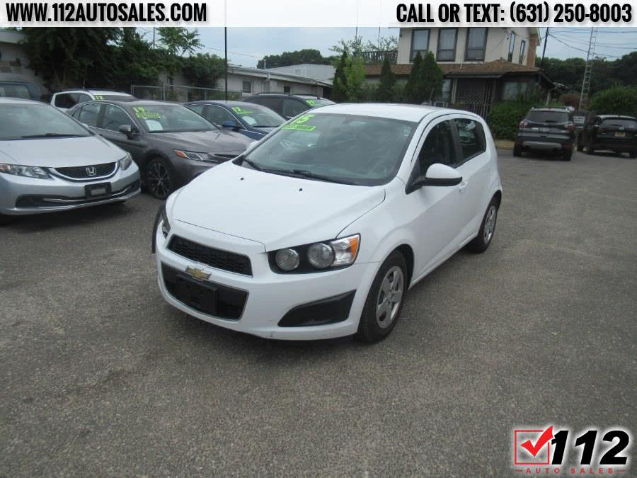 Used Chevrolet Sonic 5dr HB Auto LS 2015   112 Auto Sales. Patchogue, New York