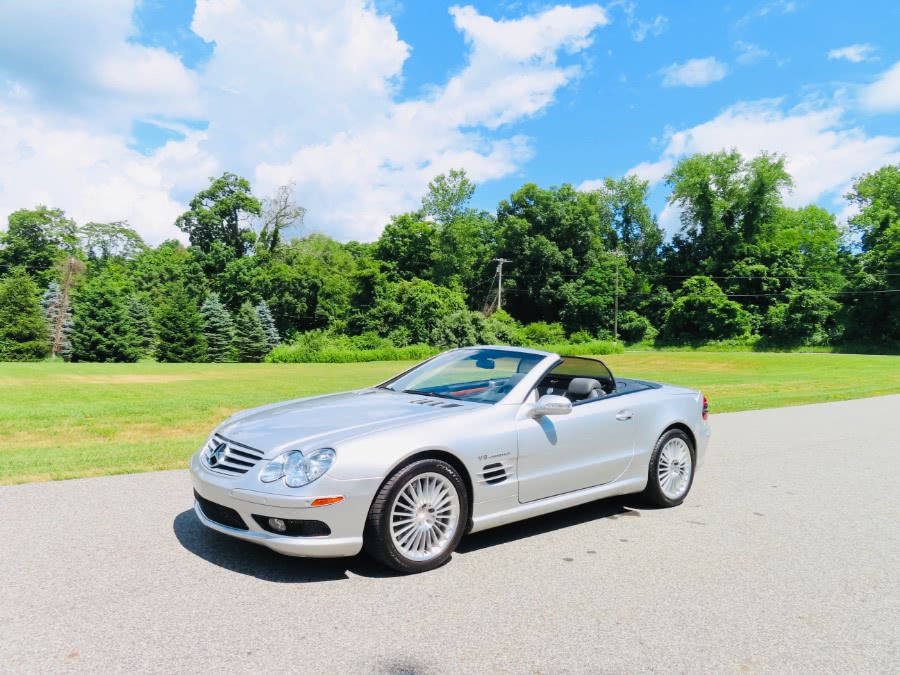 Used 2003 Mercedes-Benz SL-Class in North Salem, New York | Meccanic Shop North Inc. North Salem, New York