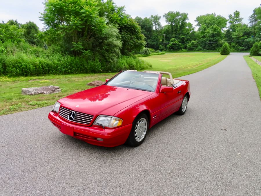 Used 1996 Mercedes-Benz SL Class in North Salem, New York | Meccanic Shop North Inc. North Salem, New York