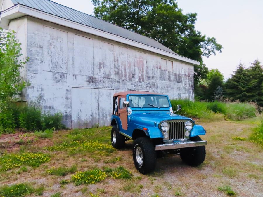 Used Jeep CJ 4WD 2dr Utility CJ5 1981 | Meccanic Shop North Inc. North Salem, New York