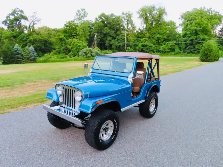 Used 1981 Jeep CJ 4WD in North Salem, New York | Meccanic Shop North Inc. North Salem, New York