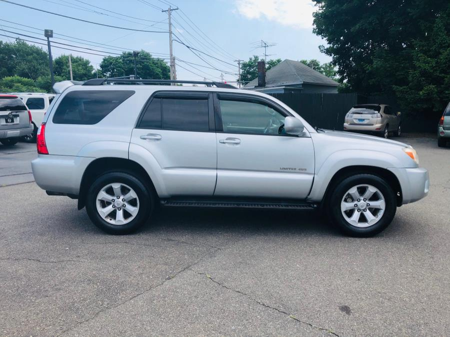 Used Toyota 4Runner 4dr Limited V6 Auto 4WD (Natl) 2006   Chip's Auto Sales Inc. Milford, Connecticut