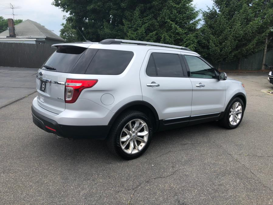 Used Ford Explorer 4WD 4dr Limited 2013 | Chip's Auto Sales Inc. Milford, Connecticut