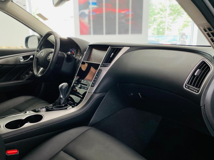 Used INFINITI Q50 2.0t Premium AWD 2017 | Luxury Motor Club. Franklin Square, New York