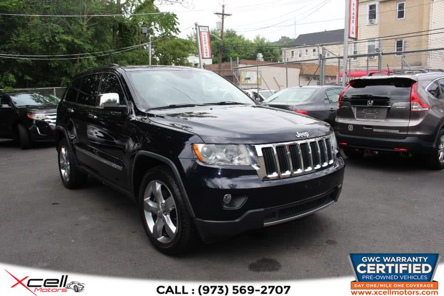 Used 2011 Jeep Grand Cherokee Limited in Paterson, New Jersey | Xcell Motors LLC. Paterson, New Jersey