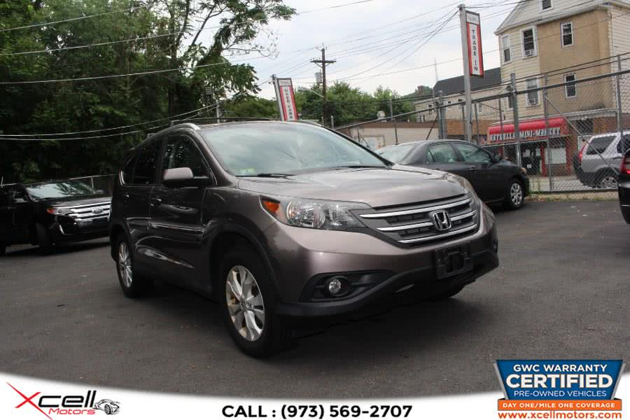 Used 2012 Honda CR-V EX-L in Paterson, New Jersey | Xcell Motors LLC. Paterson, New Jersey