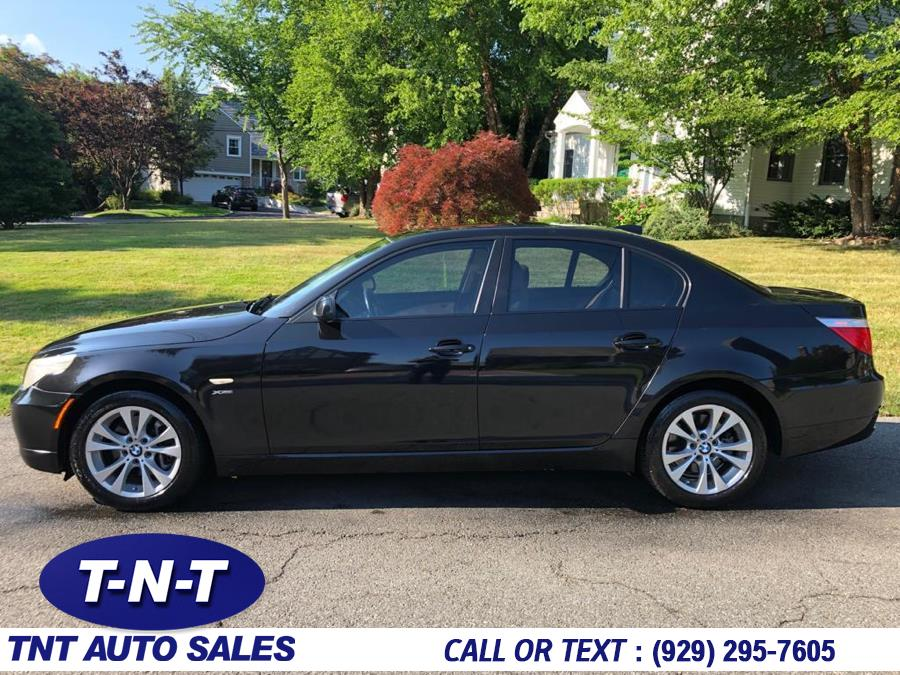 The 2009 BMW 5-Series 535xi
