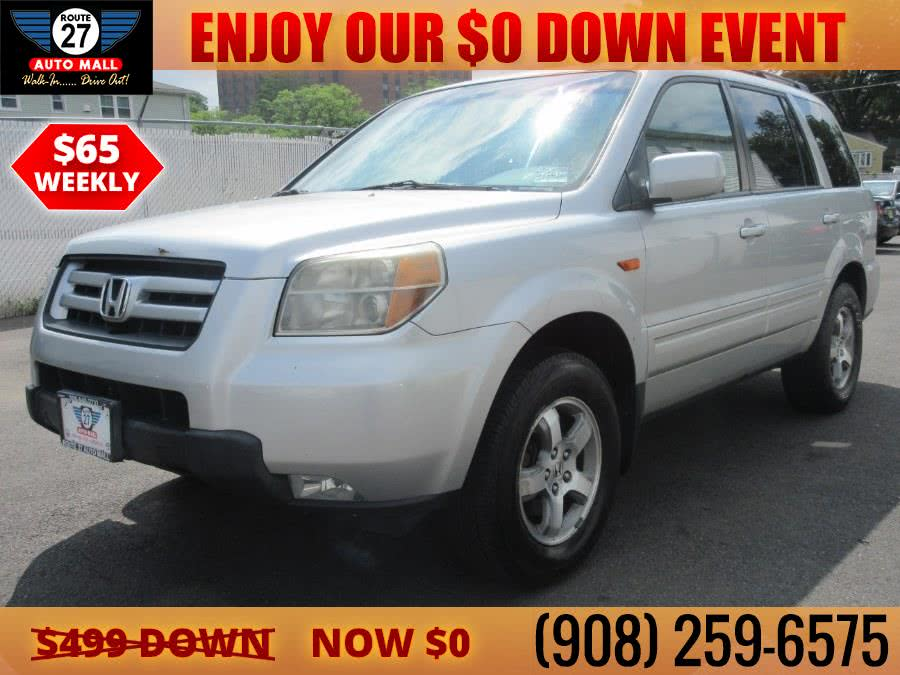 Used 2006 Honda Pilot in Linden, New Jersey | Route 27 Auto Mall. Linden, New Jersey