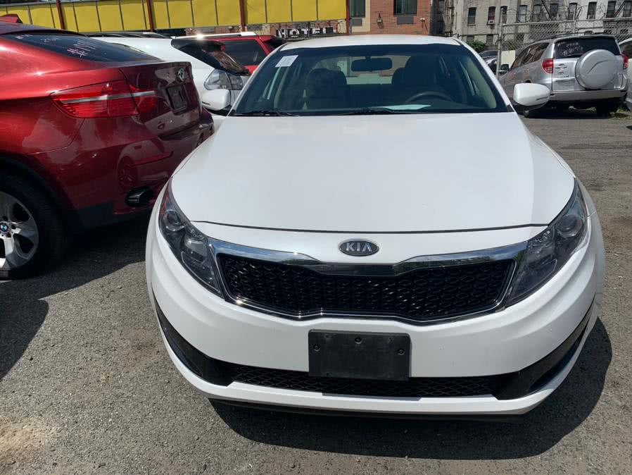 Used 2012 Kia Optima in Brooklyn, New York | Atlantic Used Car Sales. Brooklyn, New York