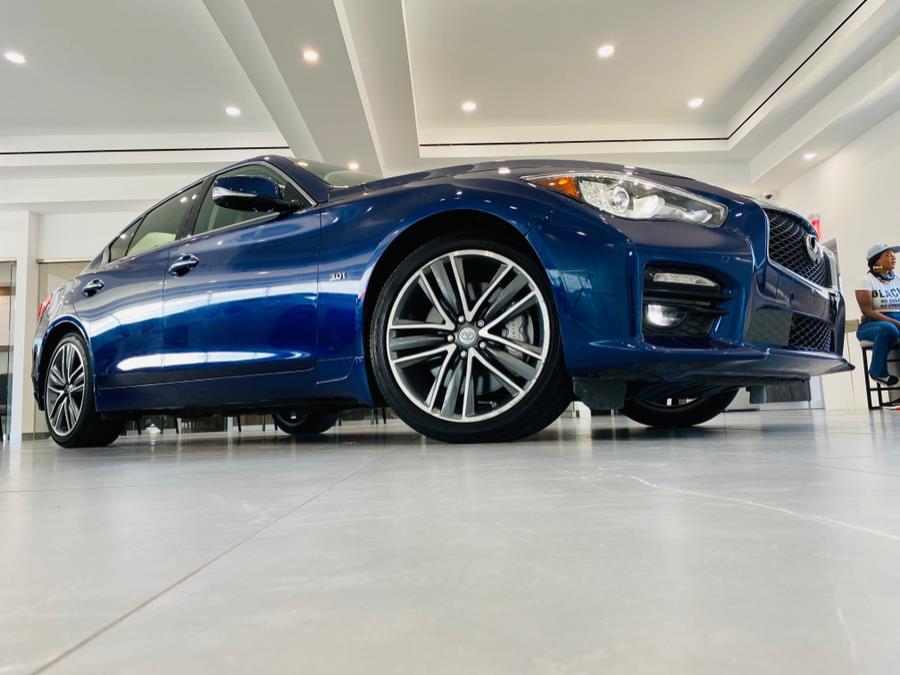 Used INFINITI Q50 3.0t Sport AWD 2017 | Luxury Motor Club. Franklin Square, New York