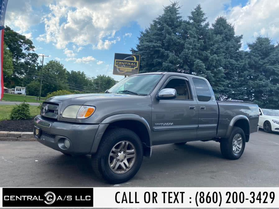 Used Toyota Tundra AccessCab V8 SR5 4WD Stepside (Natl 2003   Central A/S LLC. East Windsor, Connecticut