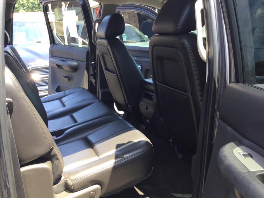"Used Chevrolet Silverado 2500HD 4WD Crew Cab 153.7"" LT 2011   L&S Automotive LLC. Plantsville, Connecticut"