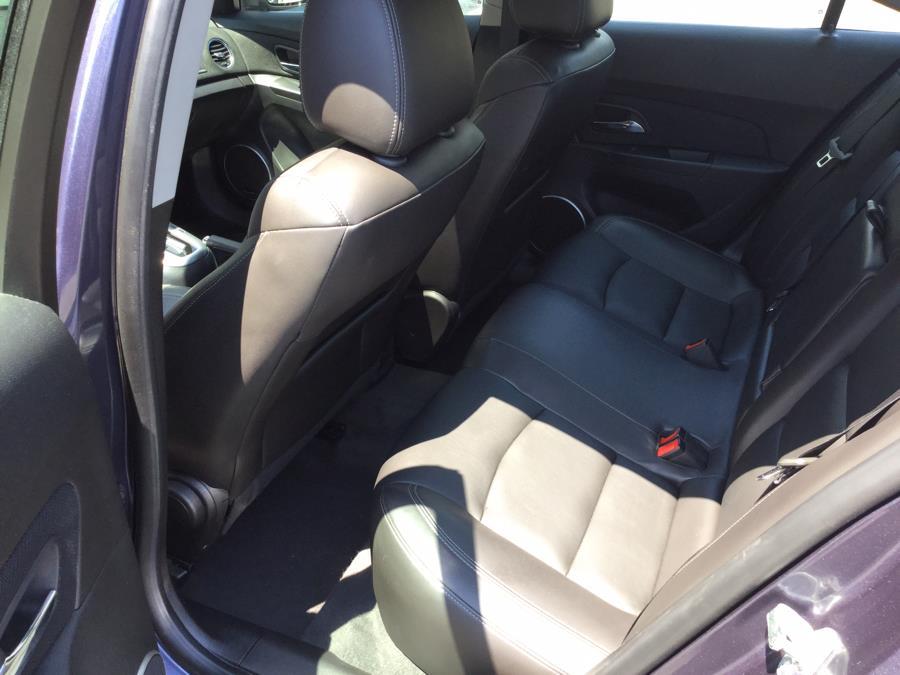 Used Chevrolet Cruze 4dr Sdn Auto 2LT RS 2014 | L&S Automotive LLC. Plantsville, Connecticut