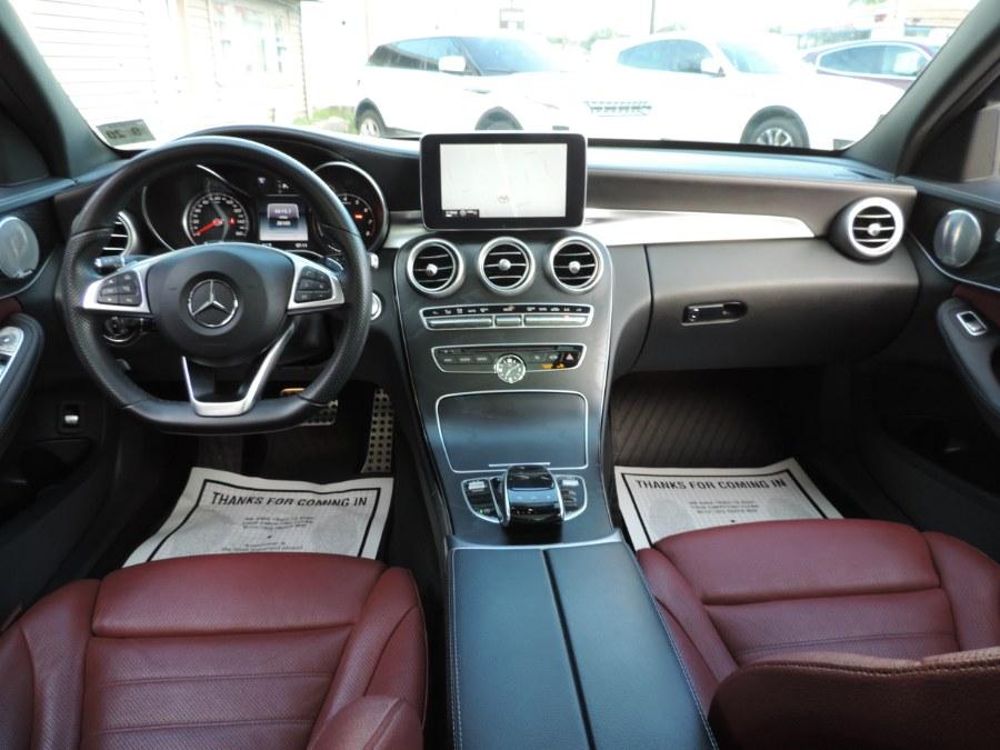 2016 Mercedes-Benz C-Class 4dr Sdn C 300 Sport 4MATIC photo