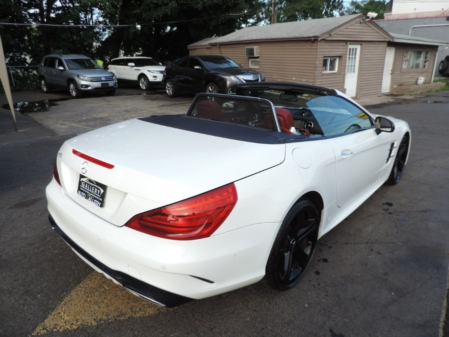 Used Mercedes-Benz SL SL 450 Roadster 2017 | Auto Gallery. Lodi, New Jersey
