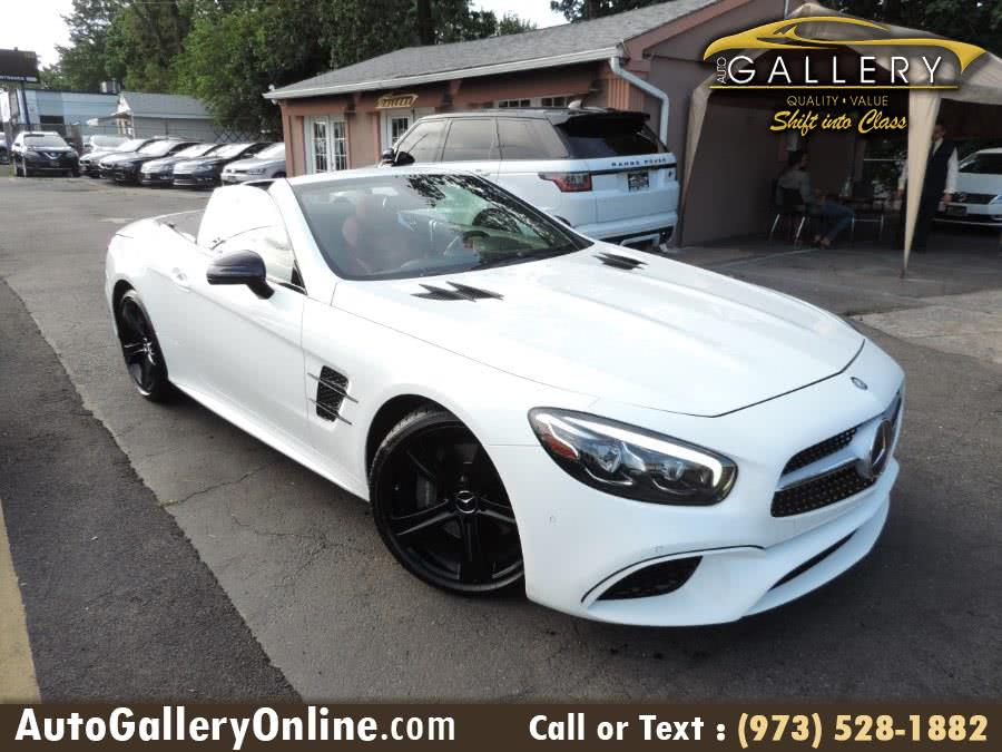 Used 2017 Mercedes-Benz SL in Lodi, New Jersey | Auto Gallery. Lodi, New Jersey