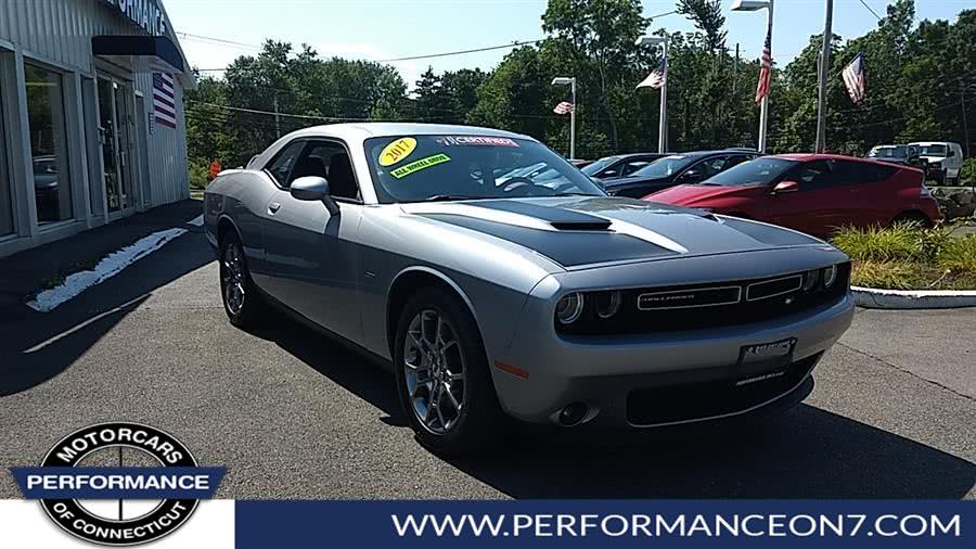 Used Dodge Challenger GT Coupe 2017 | Performance Motor Cars. Wilton, Connecticut