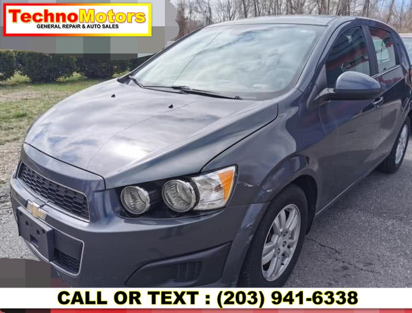 Used 2013 Chevrolet Sonic in Danbury , Connecticut | Techno Motors . Danbury , Connecticut