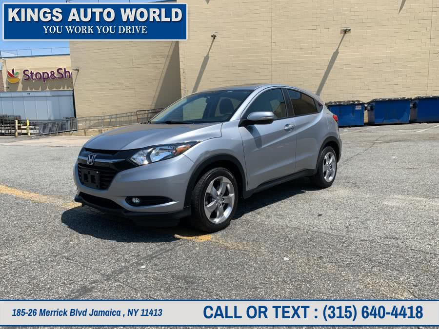 Used Honda HR-V EX AWD CVT 2017 | Kings Auto World. Jamaica , New York