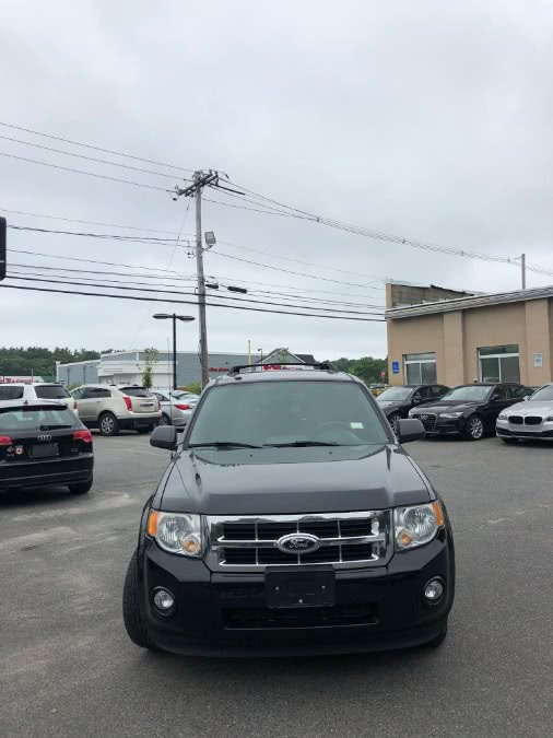 Used Ford Escape 4WD 4dr XLT 2012 | J & A Auto Center. Raynham, Massachusetts