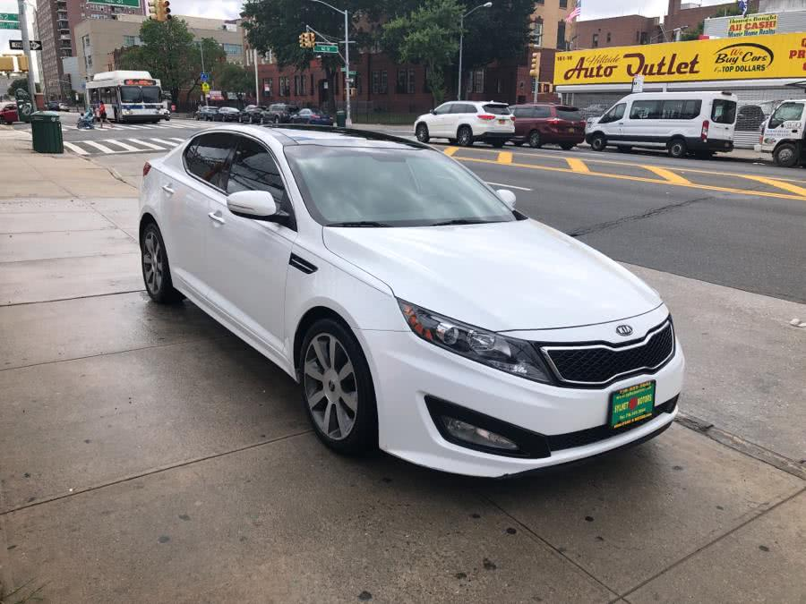Used Kia Optima 4dr Sdn 2.0T Auto SX 2012 | Sylhet Motors Inc.. Jamaica, New York