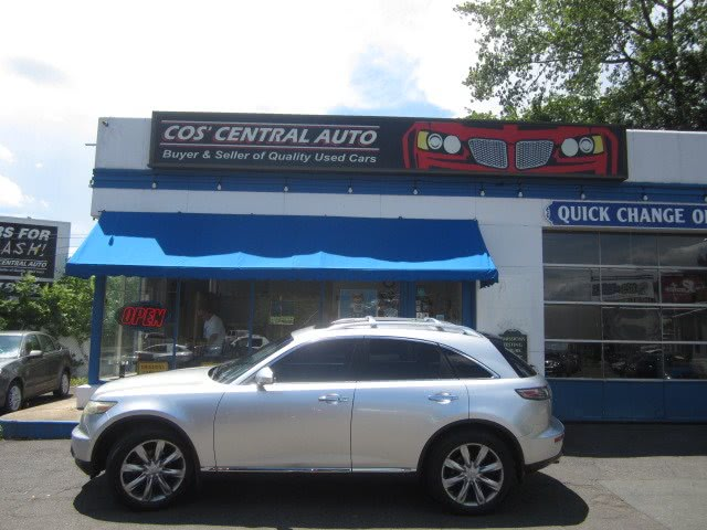 Used 2006 Infiniti FX45 in Meriden, Connecticut | Cos Central Auto. Meriden, Connecticut