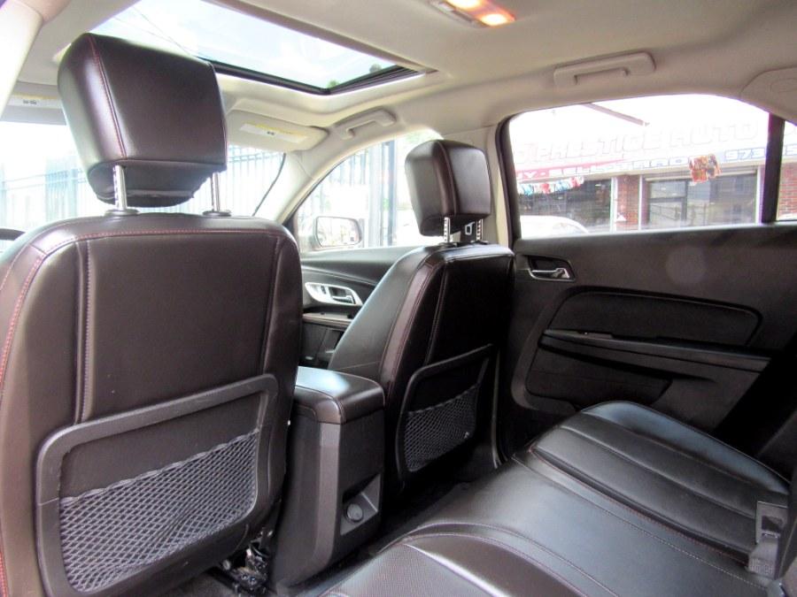 Used Chevrolet Equinox AWD 4dr LTZ 2013   MFG Prestige Auto Group. Paterson, New Jersey