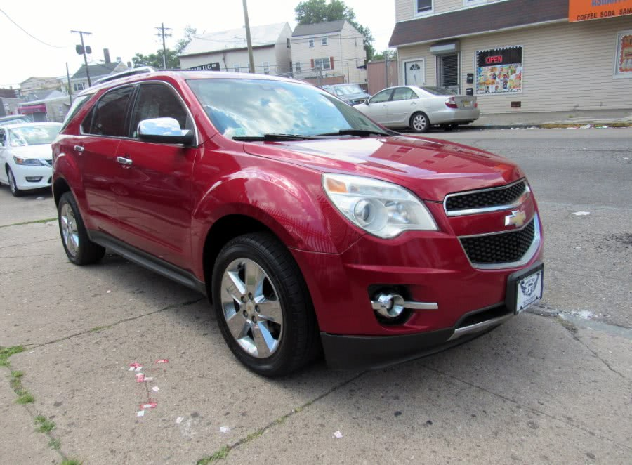 Used Chevrolet Equinox AWD 4dr LTZ 2013 | MFG Prestige Auto Group. Paterson, New Jersey
