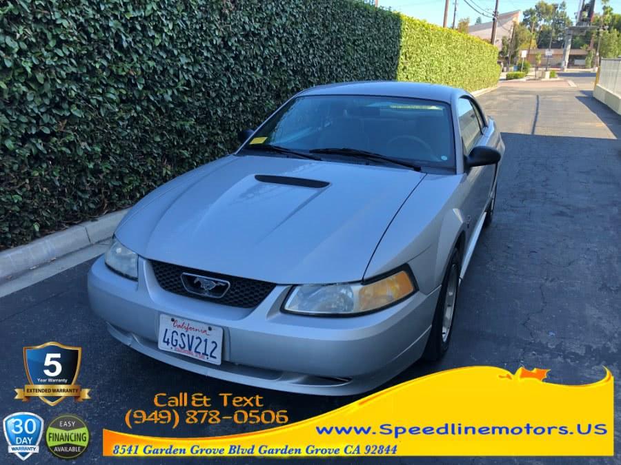 Used Ford Mustang 2dr Cpe 1999 | Speedline Motors. Garden Grove, California