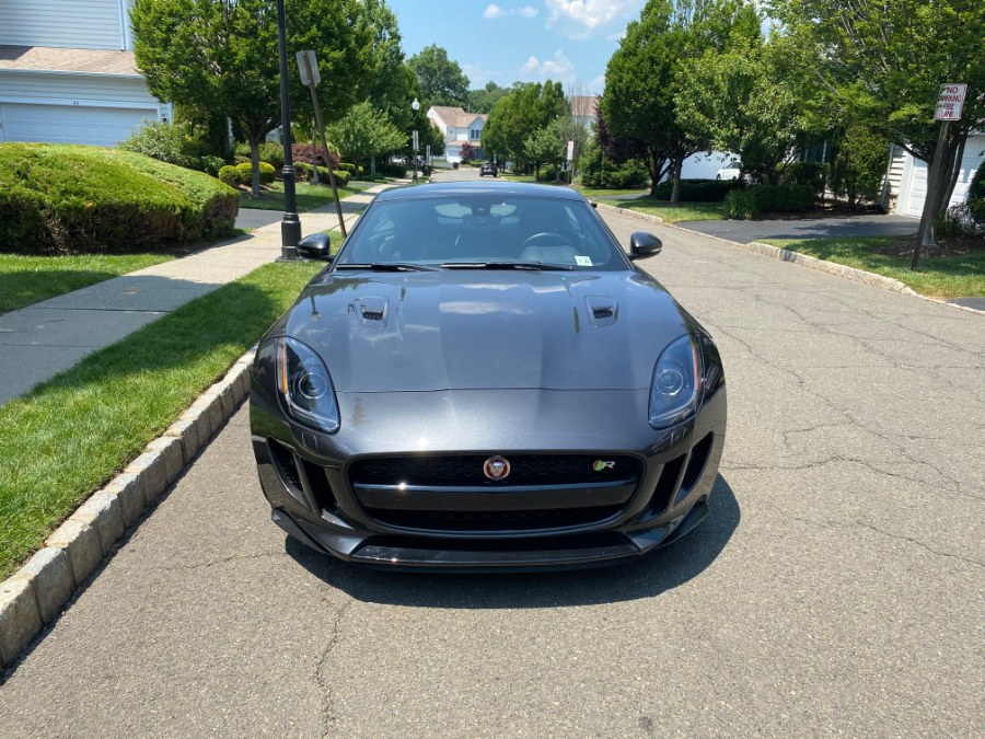 Used Jaguar F-TYPE 2dr Cpe Auto R AWD 2016 | Cars With Deals. Lyndhurst, New Jersey
