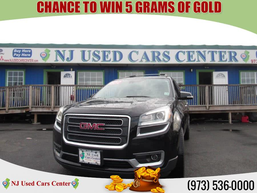 Used 2017 GMC Acadia Limited in Irvington, New Jersey   NJ Used Cars Center. Irvington, New Jersey