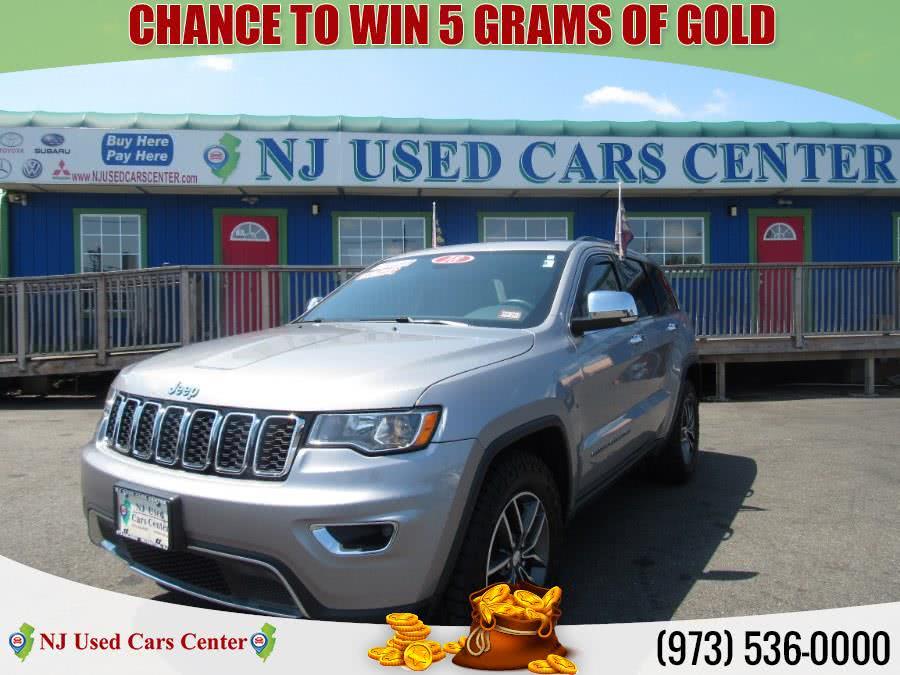 Used 2018 Jeep Grand Cherokee in Irvington, New Jersey | NJ Used Cars Center. Irvington, New Jersey