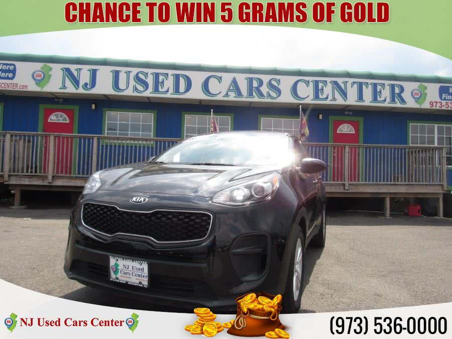 Used 2019 Kia Sportage in Irvington, New Jersey | NJ Used Cars Center. Irvington, New Jersey