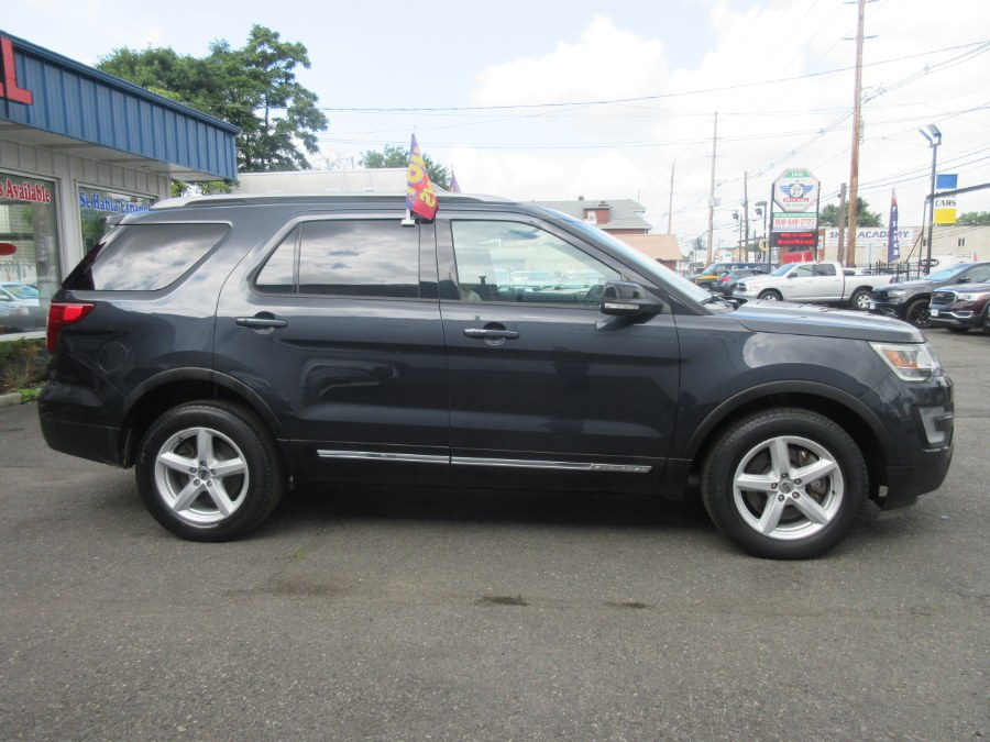 Used Ford Explorer XLT 4WD 2017 | Route 27 Auto Mall. Linden, New Jersey