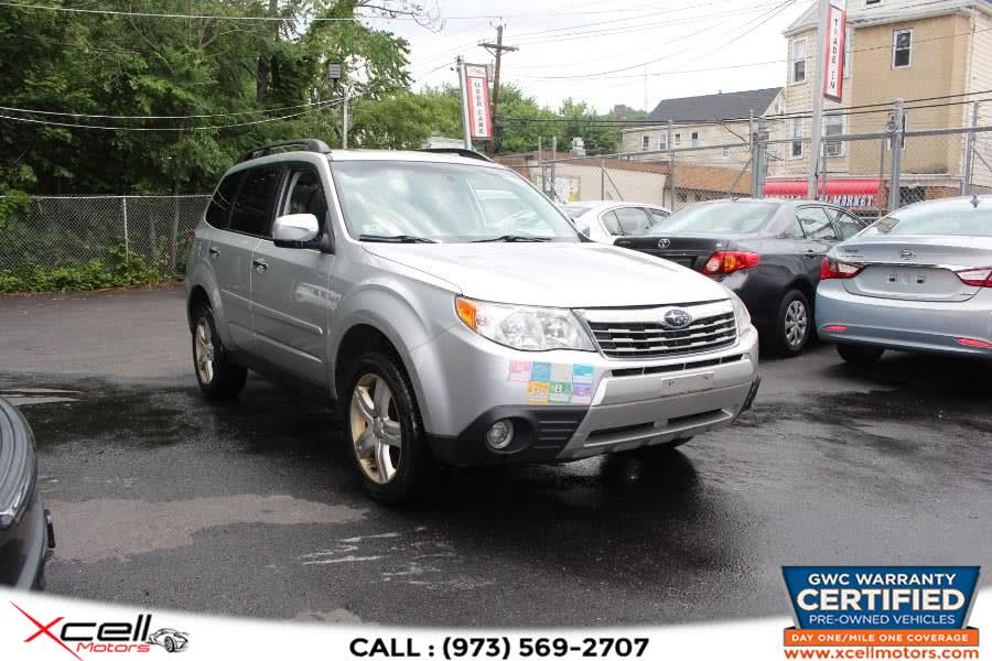 Used 2010 Subaru Forester Limited in Paterson, New Jersey | Xcell Motors LLC. Paterson, New Jersey