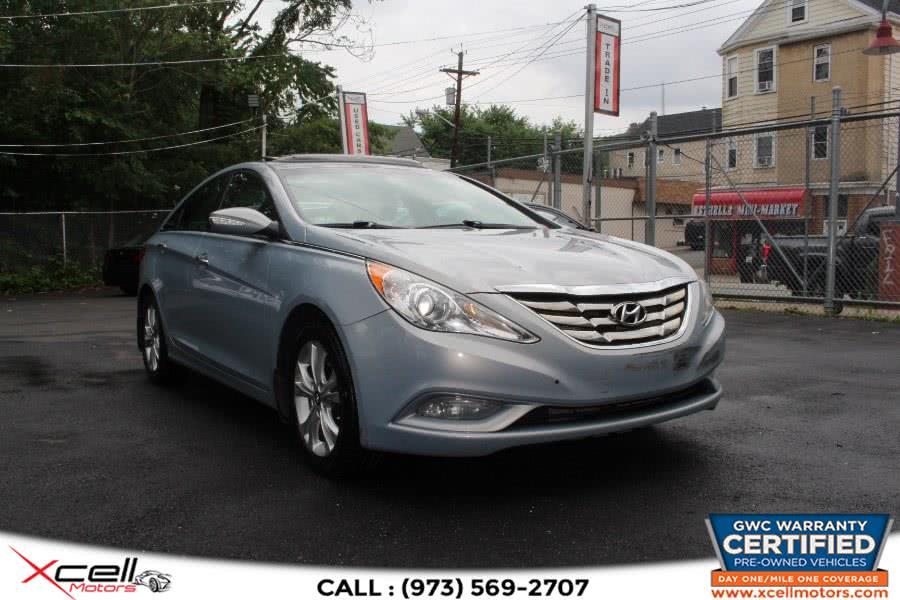Used 2013 Hyundai Sonata Limited in Paterson, New Jersey | Xcell Motors LLC. Paterson, New Jersey