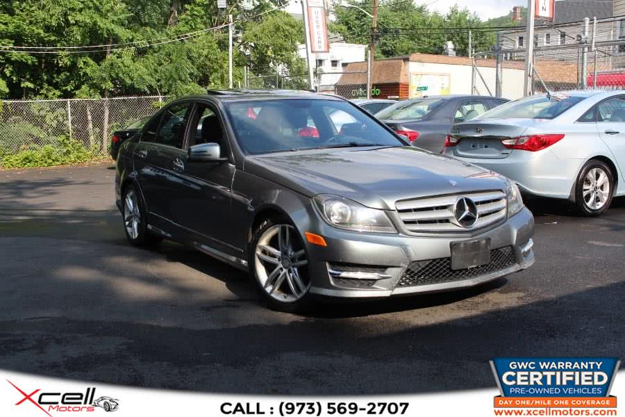 Used 2012 Mercedes-Benz C300 4Matic in Paterson, New Jersey | Xcell Motors LLC. Paterson, New Jersey