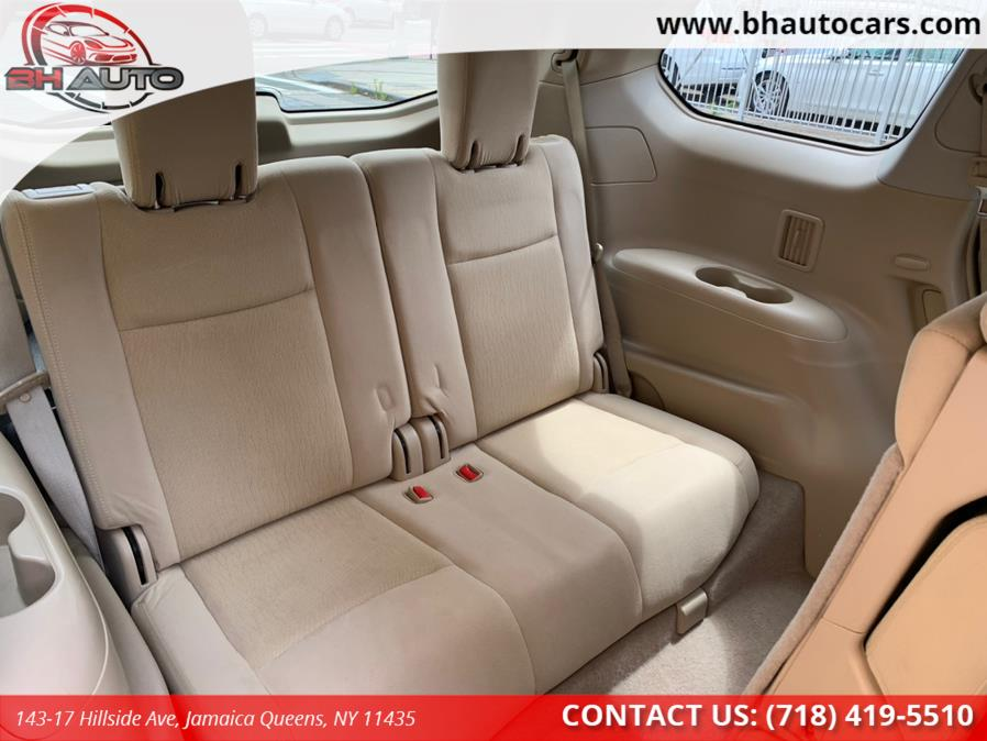 Used Nissan Pathfinder 4WD 4dr SV 2013 | BH Auto. Jamaica Queens, New York