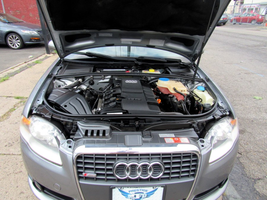 Used Audi A4 4dr Sdn Auto 2.0T quattro 2008   MFG Prestige Auto Group. Paterson, New Jersey