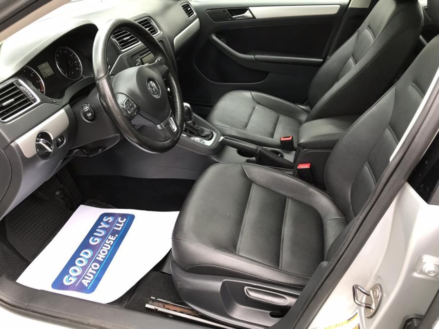Used Volkswagen Jetta Sedan 4dr Auto SEL PZEV 2012 | Good Guys Auto House. Southington, Connecticut