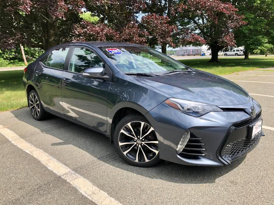 Used Toyota Corolla SE CVT (Natl) 2017   Sena Motors Inc. Revere, Massachusetts
