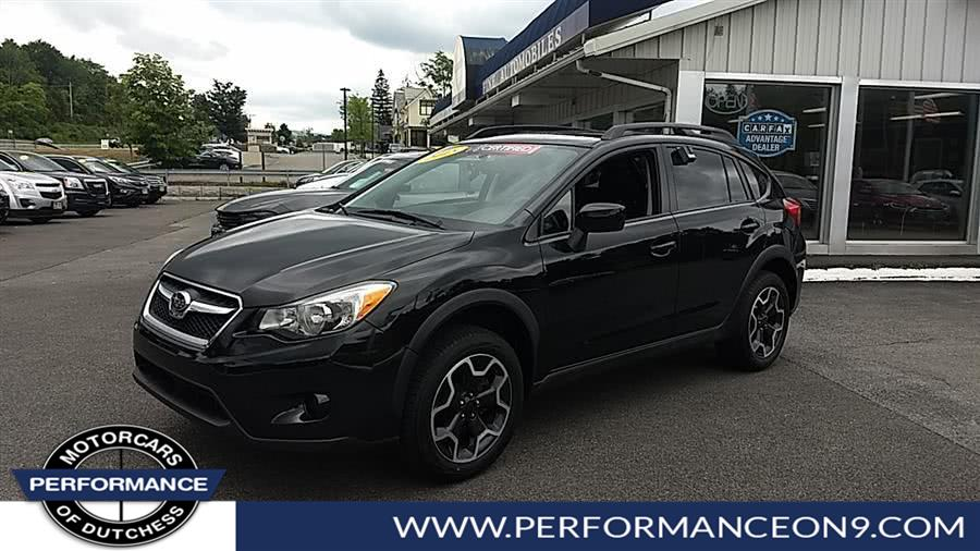 Used 2015 Subaru XV Crosstrek in Wappingers Falls, New York | Performance Motorcars Inc. Wappingers Falls, New York