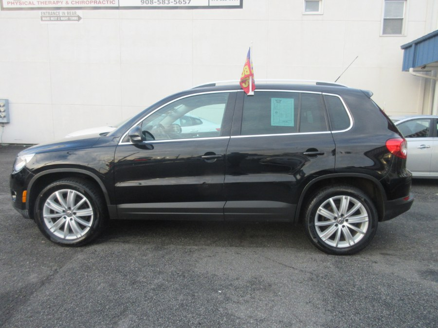 Used Volkswagen Tiguan 2WD 4dr SE 2011 | Route 27 Auto Mall. Linden, New Jersey