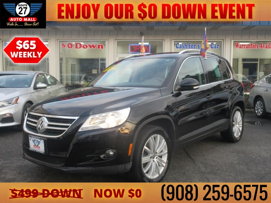 Used 2011 Volkswagen Tiguan in Linden, New Jersey | Route 27 Auto Mall. Linden, New Jersey
