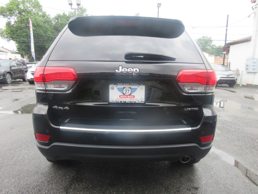 2017 Jeep Grand Cherokee Limited 4x4 photo
