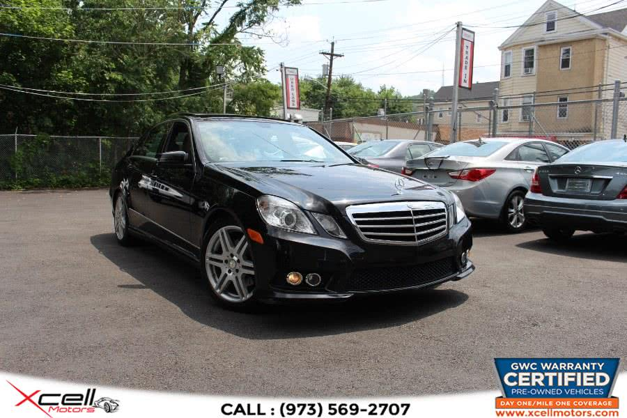 Used 2010 Mercedes-Benz E-Class  Luxury 4MATIC in Paterson, New Jersey | Xcell Motors LLC. Paterson, New Jersey