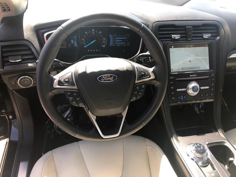 Used Ford Fusion Energi Titanium 2017   Green Light Auto Wholesale. Daly City, California